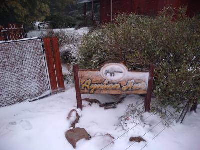 En los meses de invierno la Villa suele sorprendernos con mucha nieve. Debes visitarla en esas ocasiones
