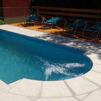 disfruta del sol, la piscina el solarium y las sierras ¡todo a la vez!