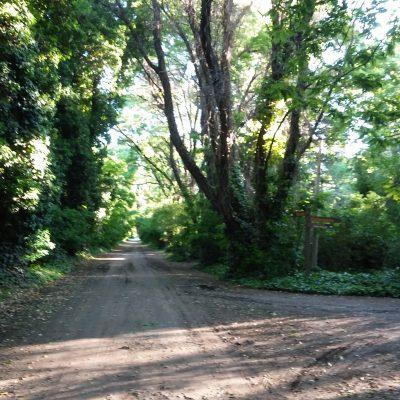 recorra la Villa y sus calles de tierra
