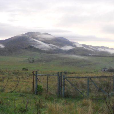 desde el mirador puede observarse paisajes como éste